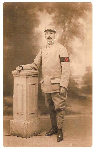 Nelson Leglas, fondateur de l'I.P.I.