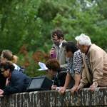 Discours au Pont de Mange Pommes